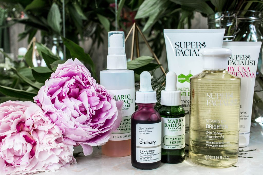 Beauty Products - Best Skin Care Routine - Human Architecture