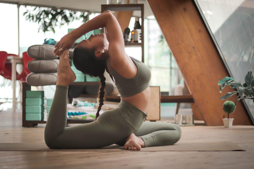 Yoga and Streching - Fitness Tips for Longevity - Mooshoo