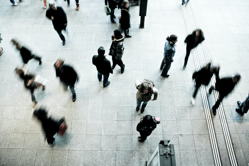 LET YOUR FOCUS BE OUTWARD - Tips for Social Interaction - Human Architecture