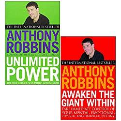 Anthony Robbins- unlimited power- best life coaching books- mooshoo.uk